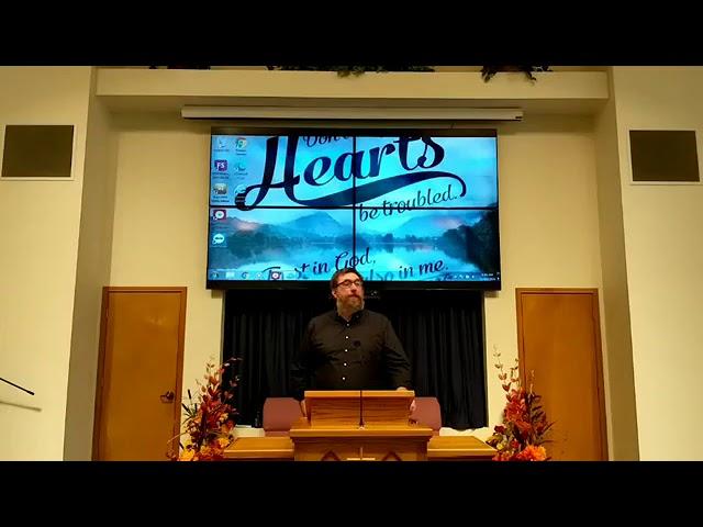 Worship Service 11/22/2020