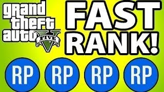 GTA 5 ONLINE FASTEST WAY TO LEVEL UP (10000 RP) EVERY 7 MINUTES!!!!!!! FASTEST METHOD