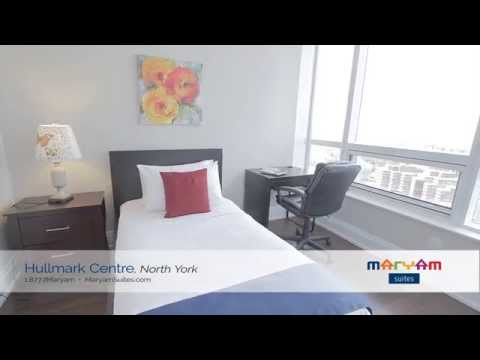 Hullmark Centre - Furnished Short Term Condo Rentals in North York