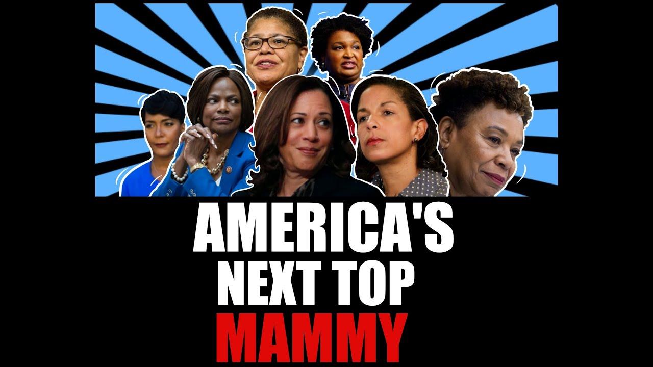 Tariq Nasheed: America's Next Top Mammy FUKK BLACK AZZ COONS & SELLOUTS