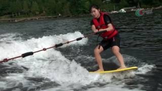 Learning How to Water Ski