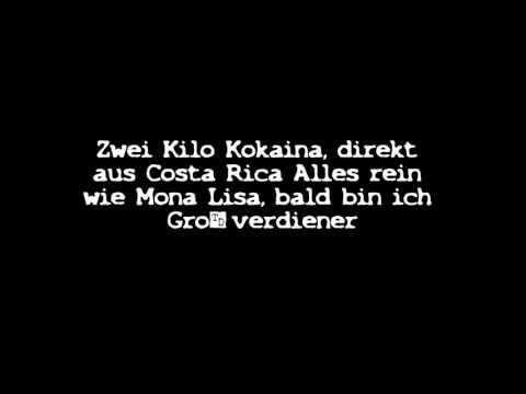 MIAMI Yacine - Kokaina (Lyrics On Screen)