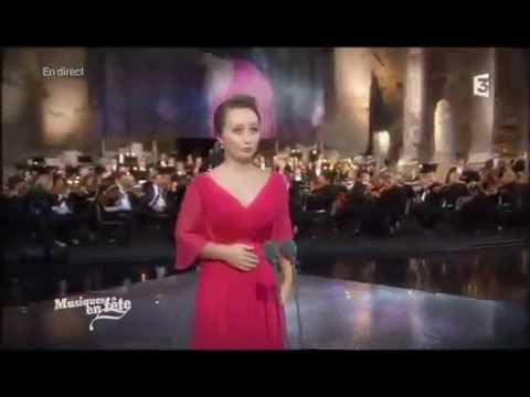 Julia Lezhneva - Nacqui all'affano - La Cenerentola - Rossini