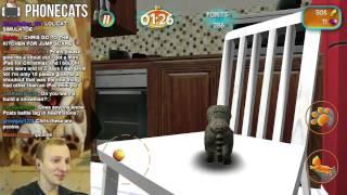 Cat Simulator 2015 - FREE Cat SIM Role Play Game