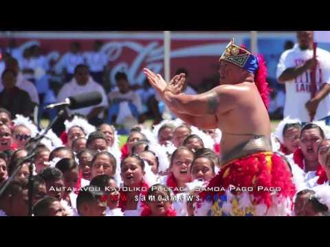 Autalavou Katoliko Puleaga Samoa – Pago Pago: Pese (part 2)