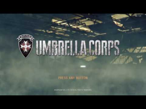 Resident Evil Umbrella Corps live - tutorial + experiment
