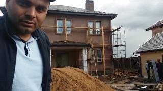 Гастарбайтер неправильно сделал утепление фасадов дома, ему наплевать на качество