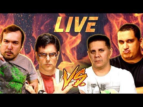 🔴 NÃO PODE RIR! LIVE de BLACK FRIDAY com Wendel Bezerra, Guilherme Briggs, Gigante Leo e Gaveta