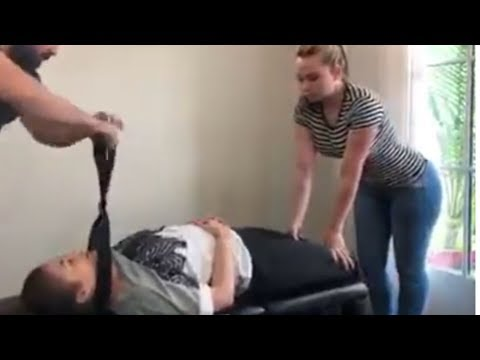 *LIVE* CHIROPRACTIC Adjustment For HEADACHE and MIGRAINE Relief- Dr Joseph Cipriano