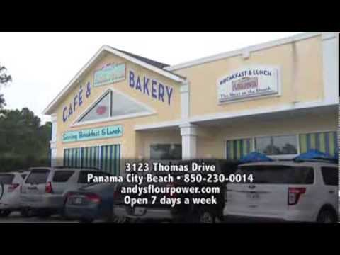 Andy's Flour Power Cafe & Bakery - Panama City Beach, Florida