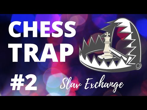 Chess Trap #2 (Slav Exchange)