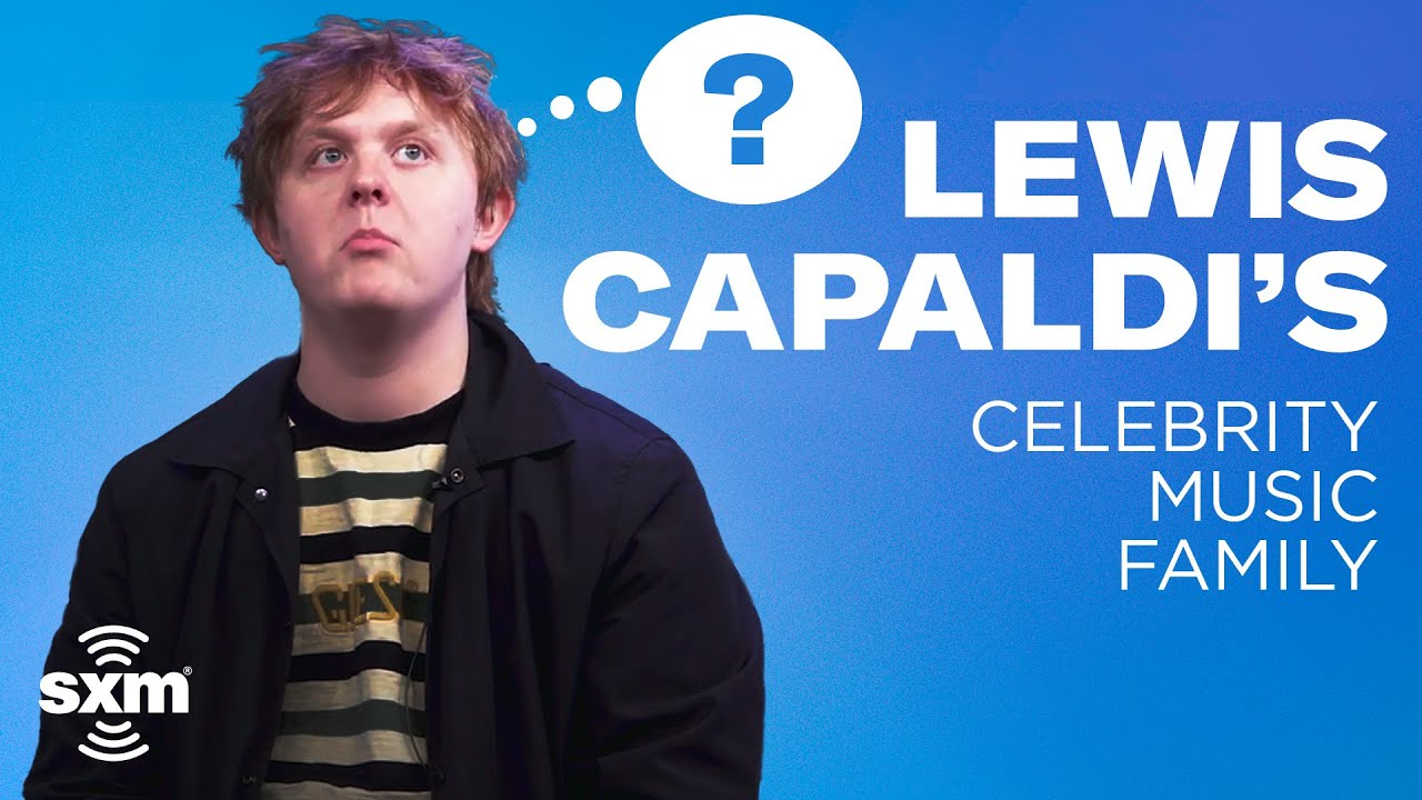 Lewis Capaldi Decides America's Music Family