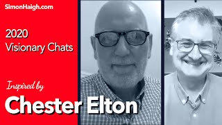 Chester Elton - Leading with Gratitude - Inspire 2020 Visionary Chats
