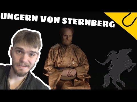 Ungern von Sternberg || A Véres Báró igaz története....  ||