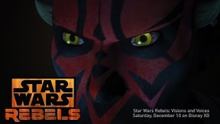 Star Wars Rebels  Visions and Voices Preview 1