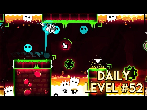 "DAILY LEVEL #52 | Geometry Dash 2.1 - ""Payload"" by TheRM22 