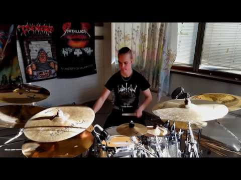 Children Of Bodom - Towards Dead End *DRUM COVER mp3
