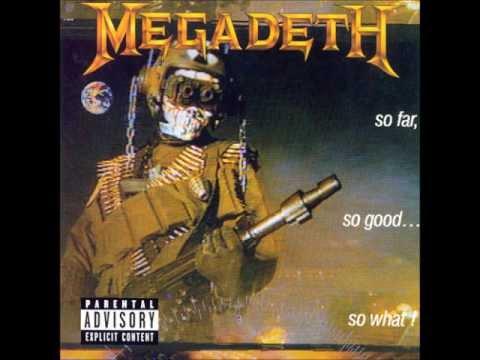 In My Darkest Hour - Megadeth (original version)