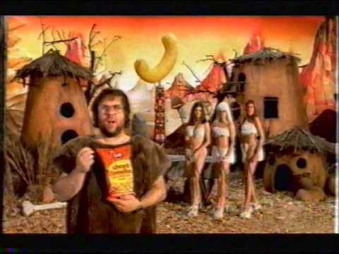 Reklam: OLW - Cheez doodles crunchy (1997)