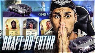 FIFA 18 DRAFT CHALLENGE - LA DRAFT DU FUTUR !!!