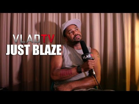 Just Blaze: Joe Buddens Pump It Up Beat Was For Beanie Sigel