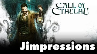 Call Of Cthulhu - Lovecraft It Or Hatecraft It (Jimpressions) (Video Game Video Review)