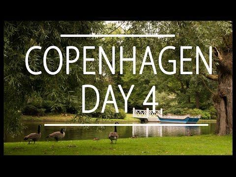 Frederiksberg Gardens - Day 4 - Copenhagen Travel Vlog || PartTimeWanderlust
