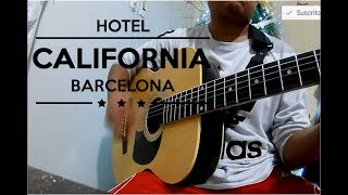 Hotel California Solo -The Eagles Cover.mp3