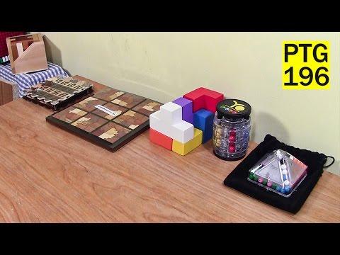 Big Boxing Day Sale Unboxing: N-522 + Soma Cube + 9x9 + Pionir Pyramid