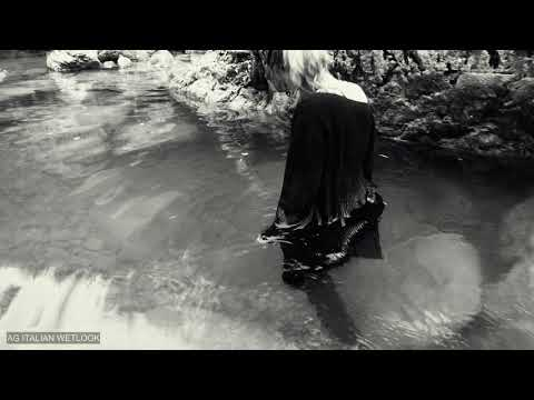 Wetlook - A rainy day at the river
