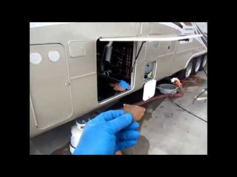 1 RV Holding Tank and Sensor Problem - YouTube
