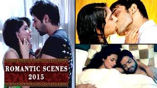 most romantic scenes manik nandini abhi pragya raman ishita 2015