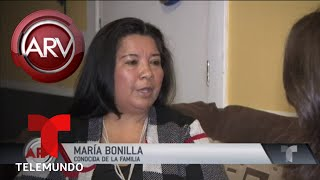 Se intensifica búsqueda de niña secuestrada en su casa | Al Rojo Vivo | Telemundo
