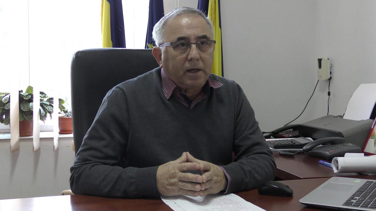 Interviu Ioan Zeng - primar comuna Mihai Viteazu (04.01.2019)