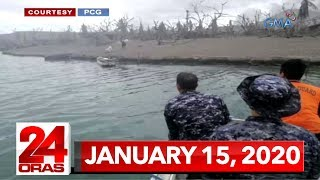 24 Oras Express: January 15, 2020 [HD]