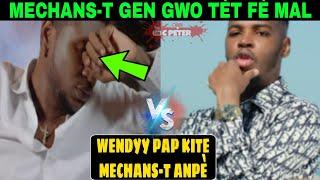 Wendy Ap Takinen Mechans-T, Tony Mix Pale... Vag Lavi....
