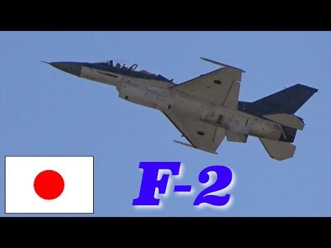 Mitsubishi F-2 Gifu Airshow Japan 2015岐阜基地航空祭