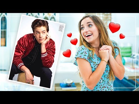 Cole Sprouse RECOGNIZES Brooklyn and Bailey!  Behind the Braids Ep.65