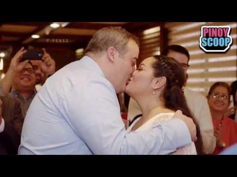 Cai Cortez Marries Foreigner Boyfriend