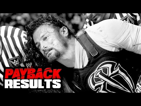 WWE Payback 2017 Review & Results (Going in Raw Podcast Ep. 215)