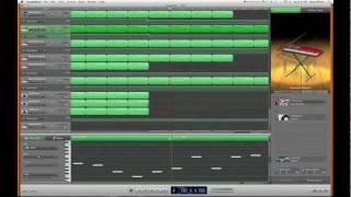 GarageBand Techno / Electronica