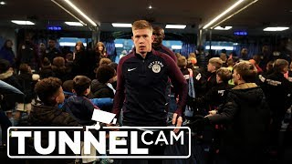 TUNNEL CAM | City 2-1 Bristol | Carabao Cup semi-final 1st Leg