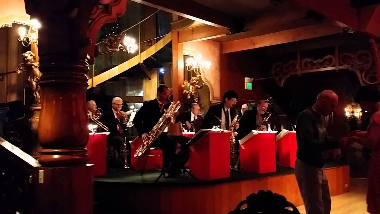 Madonna fashion show san luis obispo - Jp S Swing Band At The Madonna Inn Slo Ca