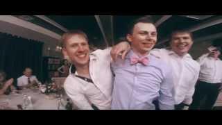 Душевно-Семейная Свадьба GoPro Wedding Сергей и Екатерина 30\05\15