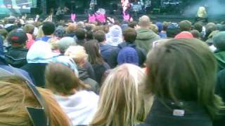 Faithless - I cant´t get no sleep - live -Hurricane 2010 - MD80