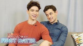 Broadway First Dates: Wesley Taylor and Isaac Powell