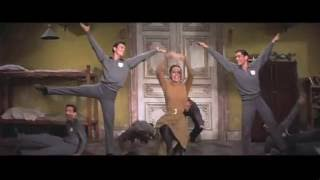 "The Red Blues (dance excerpt) - Cyd Charisse - ""Silk Stockings"" 1957"