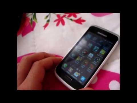 Samsung Galaxy Wonder (W) İnceleme/Kutu açılımı