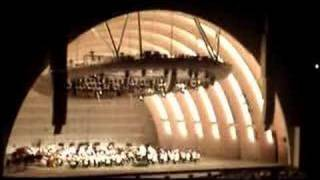 The Los Angeles Philharmonic Orchestra playing Mascagni