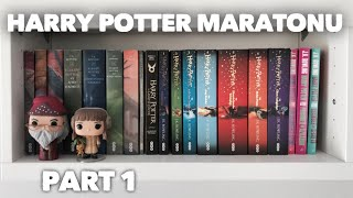 HARRY POTTER MARATONU PART 1